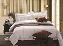 Elegante estilo de ropa de cama de diseño especial ropa de hotel rural
