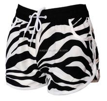 2015 Hot Selling Printing Women sexy running shorts Women's High & Dry Boardshorts sexy women beach short