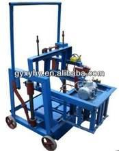 Hot sale easy operated QMY2-40 pumice lightweight block brick