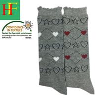 children lovely heart socks