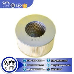 Top sale auto air filter 17801-54150 for toyota car