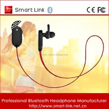 New Bluetooth Hi-Fi Stereo Sport In-ear Headset Hands Free Earphones For Smart Phone