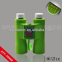 BPA free Telescopes in the shape of a bottle