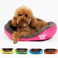 Pet Dog Cat Bed Puppy Cushion House Pet Soft Warm Kennel Mat Blanket Dog bed