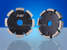 Supper Progressive Saw Blade for Cutting Stone Edge and Small Size Block