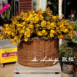 low price hanging garden basket