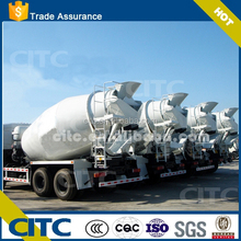 Top Ranking Concrete Mixer Truck / Cement Semi Trailer with specifications For Sale