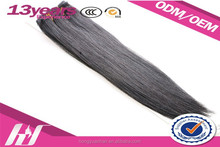 Sample Order Available Clip on Hair Extensions Remy