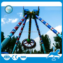 24 seats extreme big pendulum rides! China amusement park thrill ride