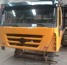6 x 4 camion à benne Iveco Hongyan Genlyon lourd camion à benne
