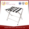 Hotel Articles Stainless Steel Hotel Luggage Rack
