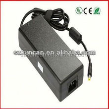 High efficient 12V 1A POWER ADAPTER 12W FOR LED/CCTV