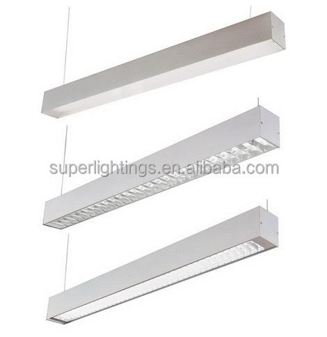 Sl-l21p Commercial Indoor Pendant Fluorescent Light Casing - Buy ...