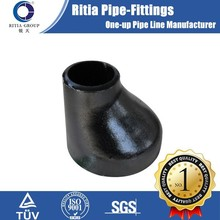 A234 wpb seamless carbon steel bw ecc reducer