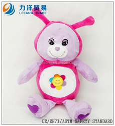 Plush soft bee for kids, Customised toys,CE/ASTM safety stardard
