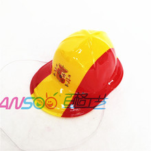 Mini PVC printing party peak caps new products for decorative