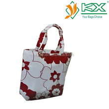 100% high quality custom printed laminated pp non woven bag