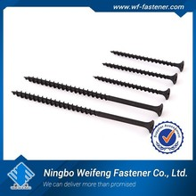 2015 hot sale made in zhe jiang hai yan city china high quality and low price fastener ball nail bugle head drywall screw air