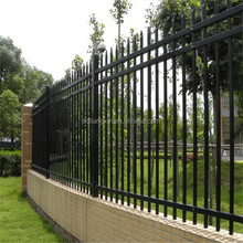 Very Strong And Decorative Steel picket fence