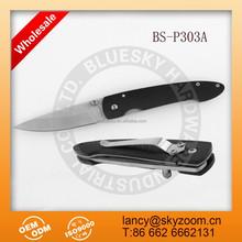 Outdoor promotion pocket knife folding