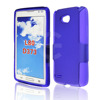 Newest PC With Silicone Combo Cell Phone Case Back Cover For LG L80 D737 Hybrid Case