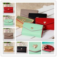 2015 new leather cheap envelop clutch bag