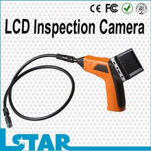 Easy-to-use 3.5inch Mini IP67 Waterproof video drain inspection with 10M Effective Range