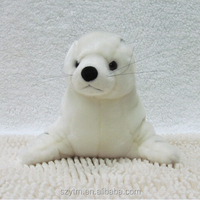 Customed Oem Soft Stuffed High Quality Seal Plush For Kids Gift