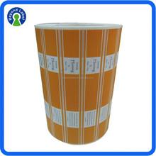 Roll Custom Private Logo Printed Adhesive Honey Bottle Labels ,Fancy CMYK Waterproof Honey Bottle Labels