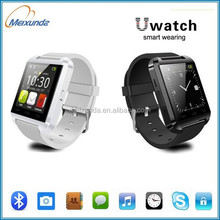 Android Smart Watch with 1.54 Inch Screen, Dual Core CPU, Bluetooth 4.0