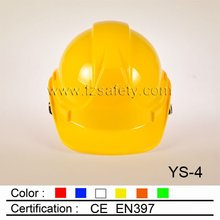 ABS industrial Safety Helmet with CE EN 397