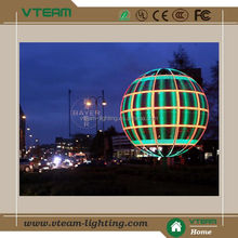 flexible P55/P80mm Led display for nightclub/ disco 6000nit