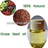 Organic cold pressed extra virgin grape seed oil