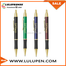 Laser Engraving Promotional Slim Metal Pen (Lu-4011)