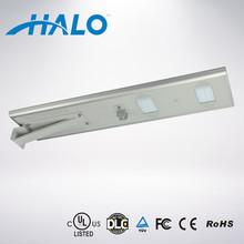 Aluminum Street Lamp Castings Solar Street Light Lithium Battery