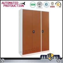 Perfect steel material custom bedroom closet organizers