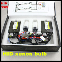 35W AC H7 Super Slim DIgital Hid Bi-Xenon Conversion Kit HI/LO Beam 6000K