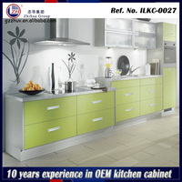 l shaped modular kitchen designs mdf kitchen cabinet
