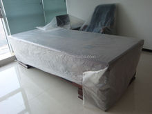 Plastic dust sheet cover