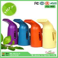 2013 best handheld 220V garment steamer FCL-H05 with CE/RoHS/ETL