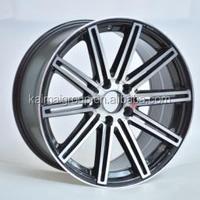 22*10inch 50et big inch rims with car replica wheels