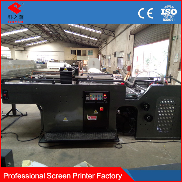 automatic screen printer 01