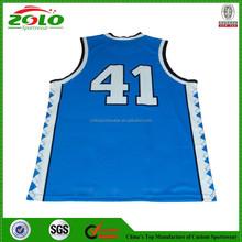 Custom Fully Dye Sublimated Jersey Basketball