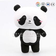 ICTI audit dongguan factory direct wholesale plush panda bear stuffed toys