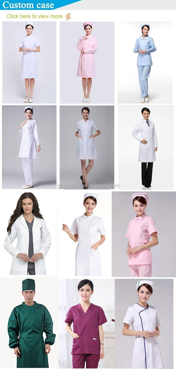 Blouse de laboratoire uniforme