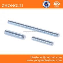 Galvanized Carbon Steel Threaded Rod
