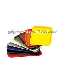 High quality plastic trays for restaurant