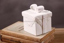 Square jewelry, ceramic jewelry box jewelry box of ceramic arts and crafts