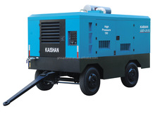 Portable diesel screw air compressor for sale mobile air compressor