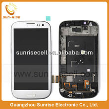100% Original New LCD Display Touch Screen for Samsung i9300/ S3
